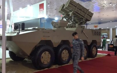 One of leading defence exhibition in MENA region opens in Baghdad