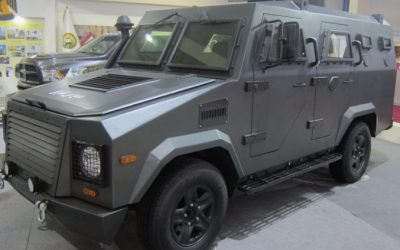 Iraq takes first steps to producing its own military vehicles